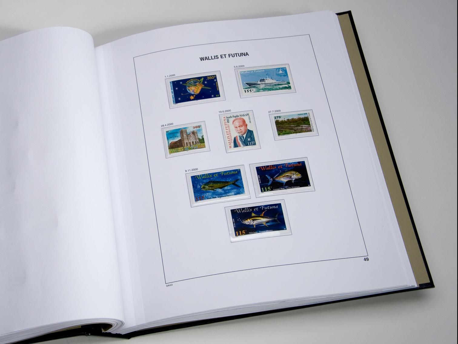 Wallis & Futuna Luxe Album Volume 2 2000-2019