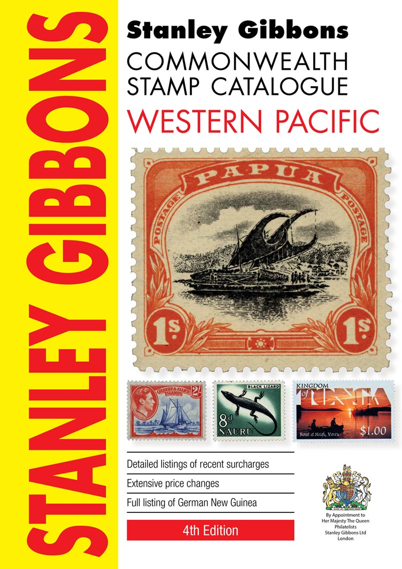 Western Pacific Stamp Catalogue 4th Edition