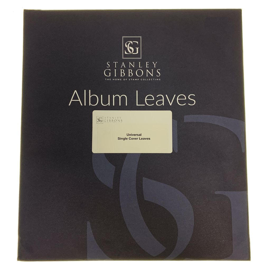 SG Single First Day Cover Leaves Per 10