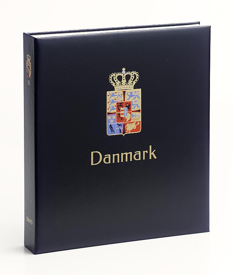 Denmark Luxe Album Volume 1 1851-1969