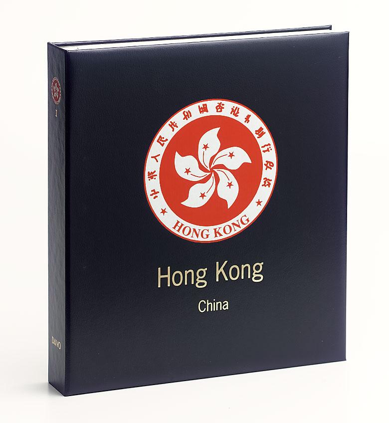 Hong Kong China Luxe Binder Volume 3