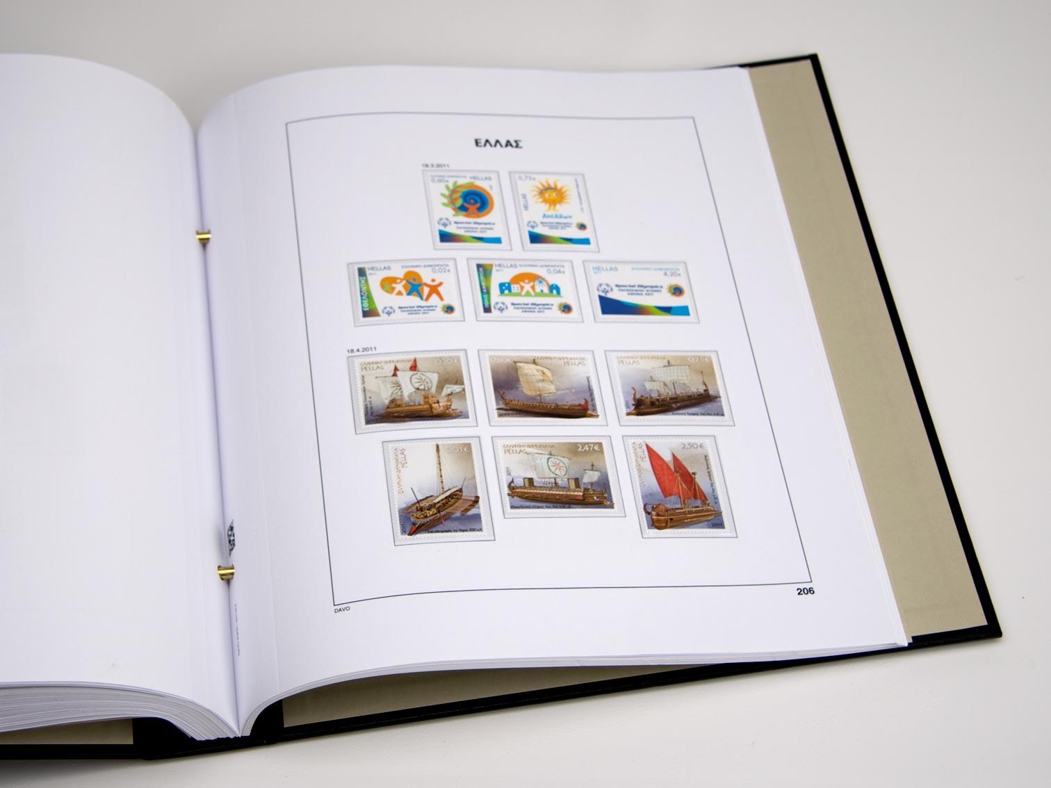 Greece Luxe Album Volume 1 1861-1944