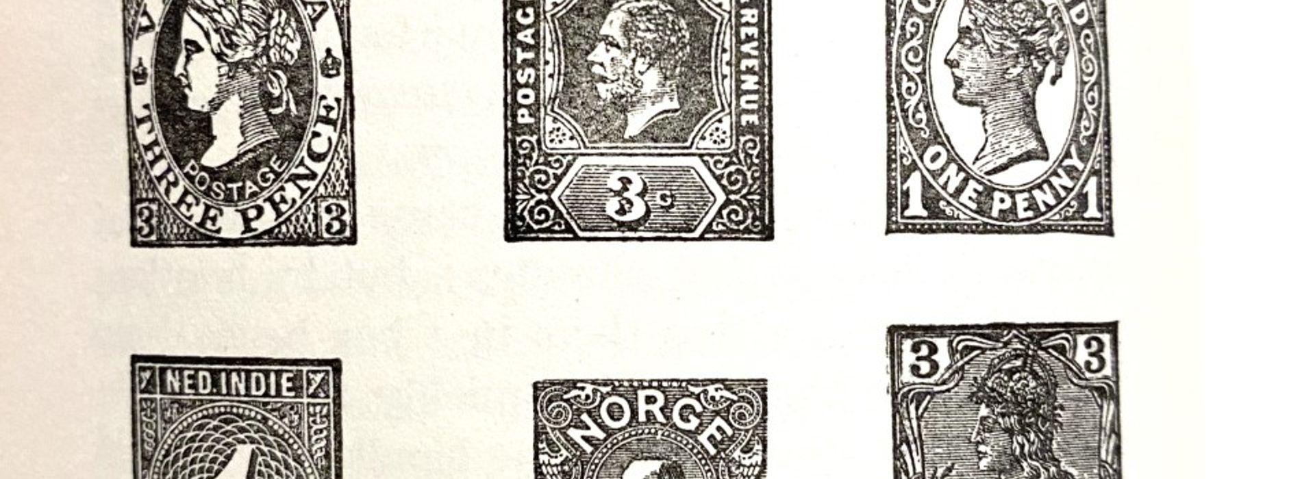 forgeries and bogus stamps