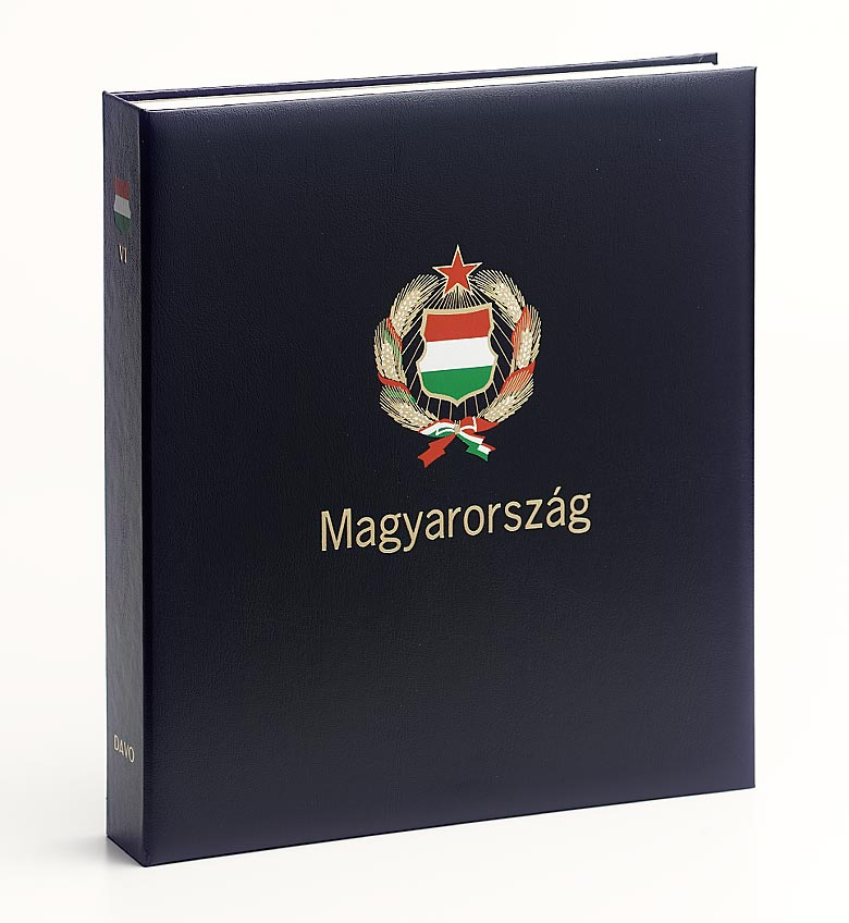 Hungary Luxe Binder Without Number