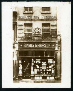 Stanley Gibbons Shop 391 Strand 1[1]
