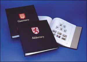 Printed Country Albums Alderney