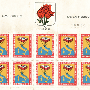Rose Island Stamps 4