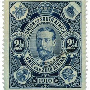 first SA stamp