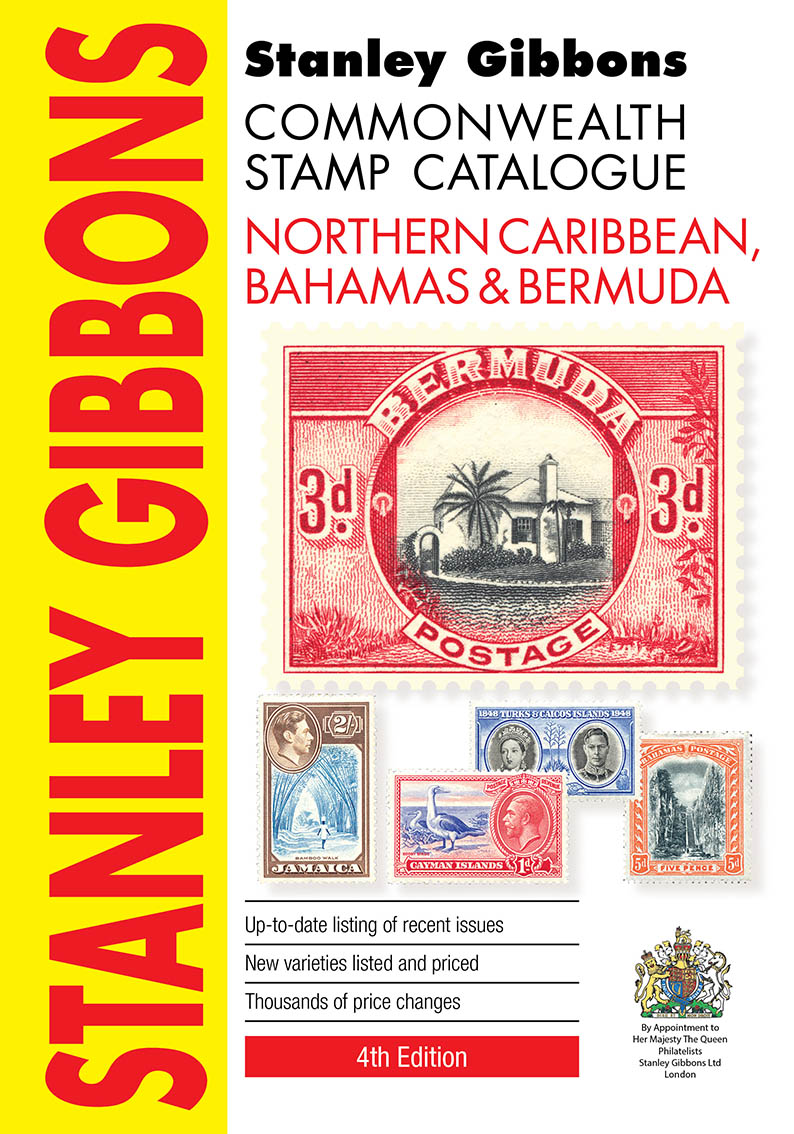 Northern Caribbean, Bahamas & Bermuda Stamp Catalogue 4th Ed