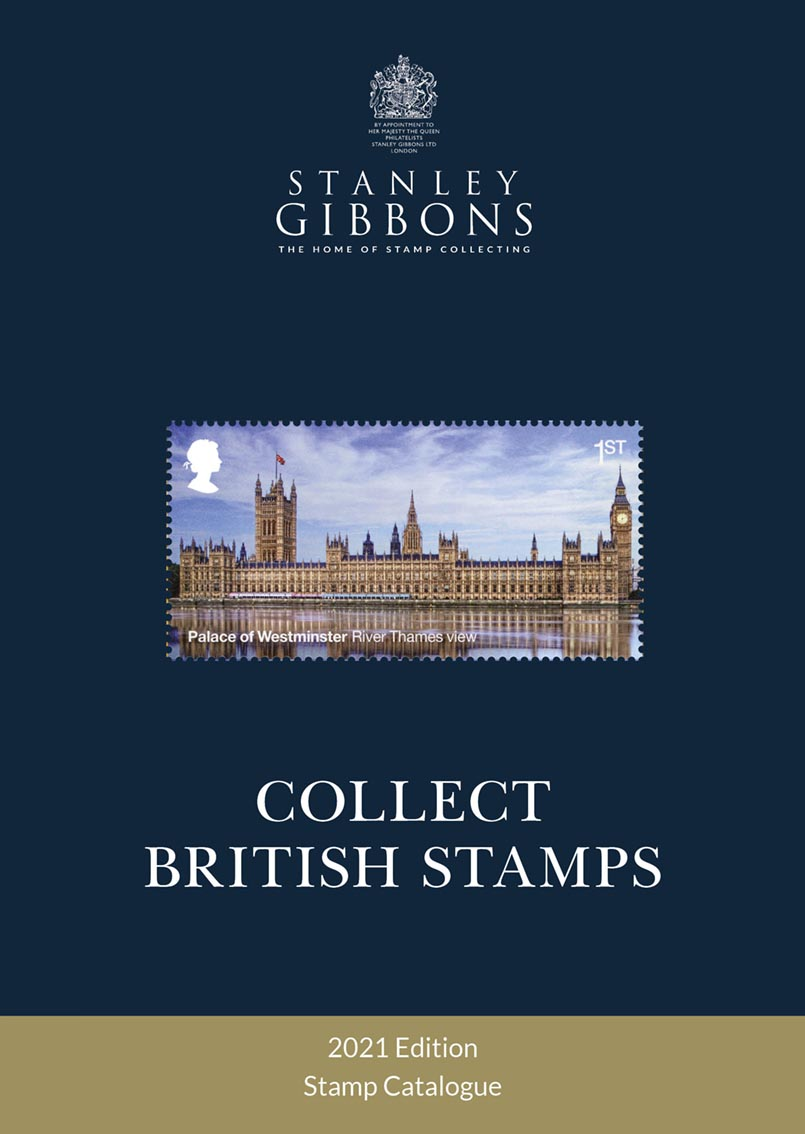 2021 Collect British Stamps Catalogue