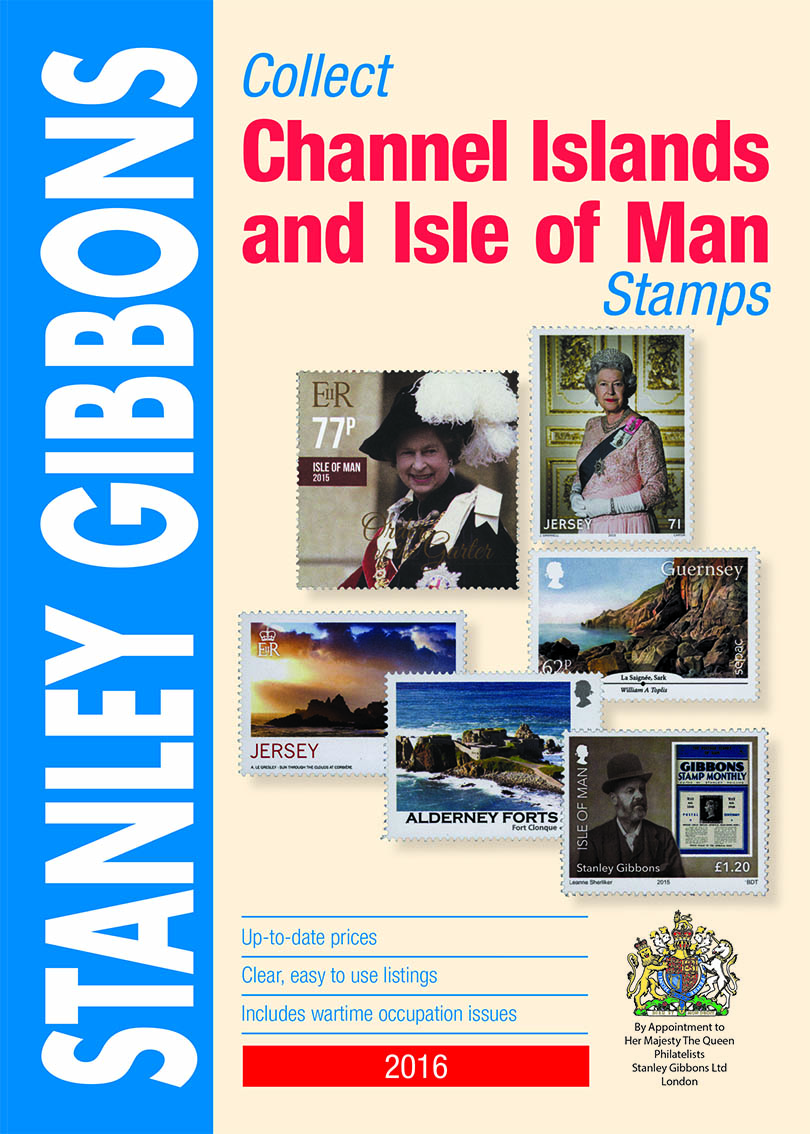 2016 Collect Channel Islands & Isle Of Man Stamp Catalogue