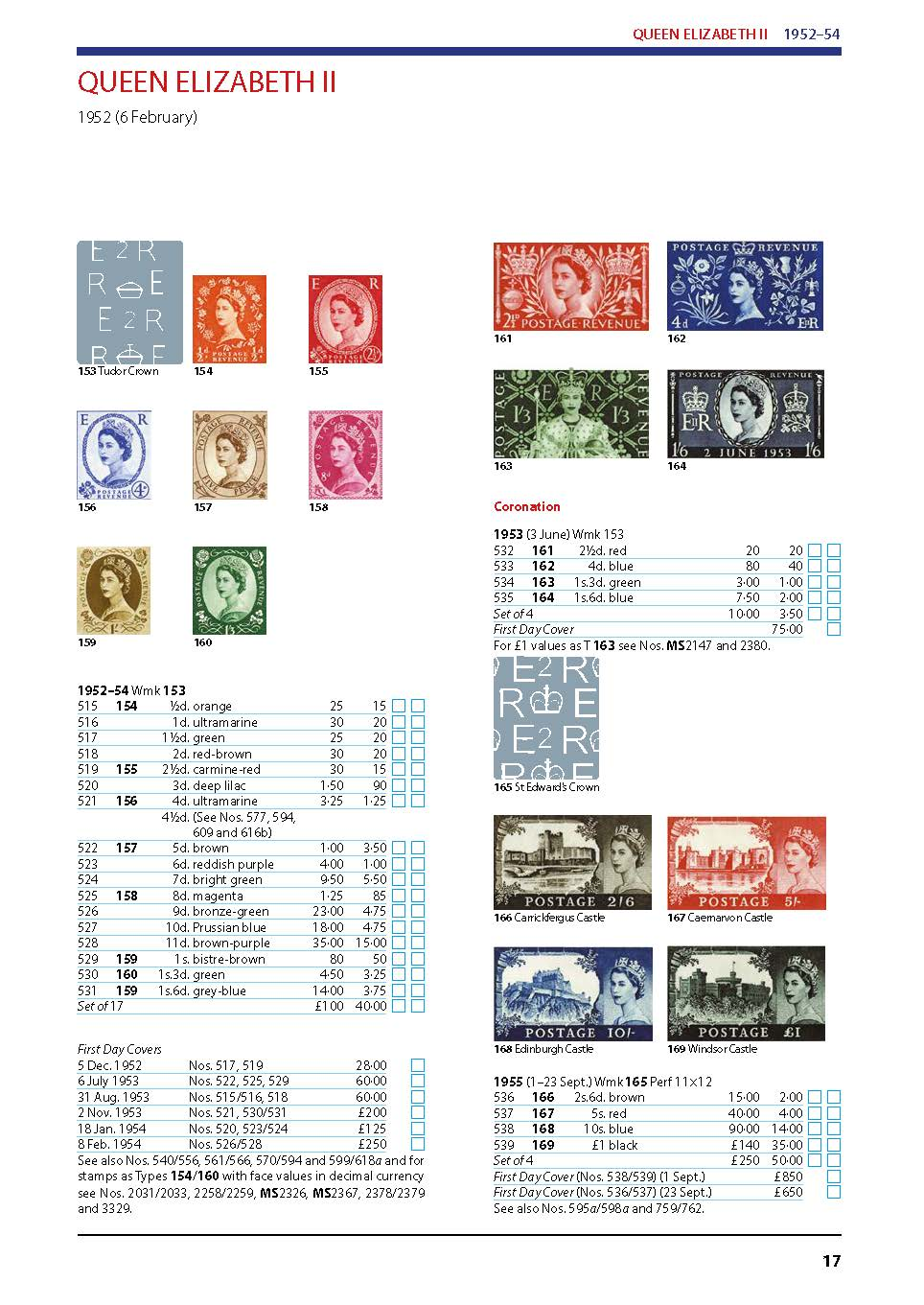 2020 Collect British Stamps Catalogue