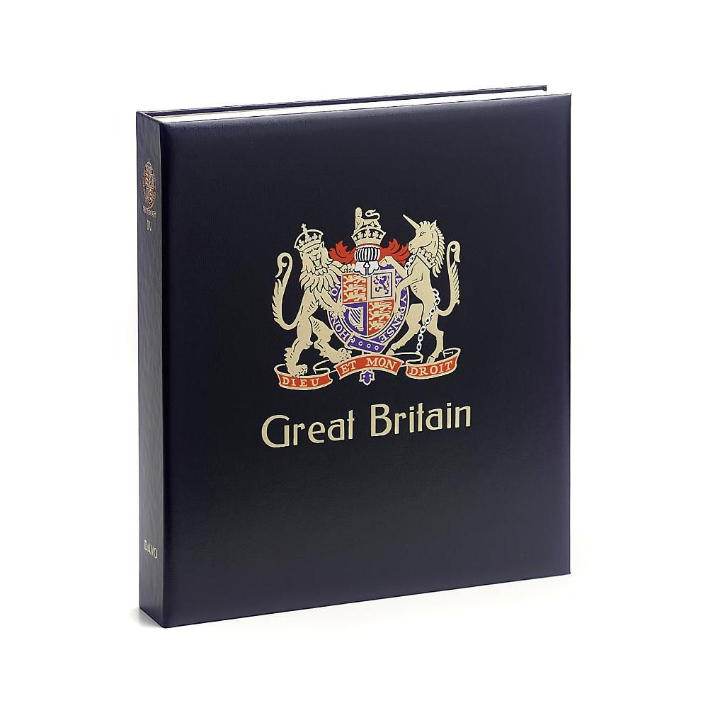 Printed Country Albums Great Britain Luxe