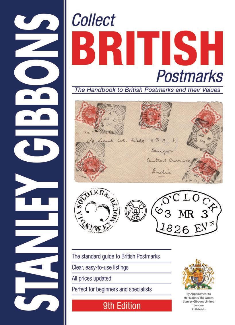 Collect British Postmarks Stamp Catalogue 9th Edition