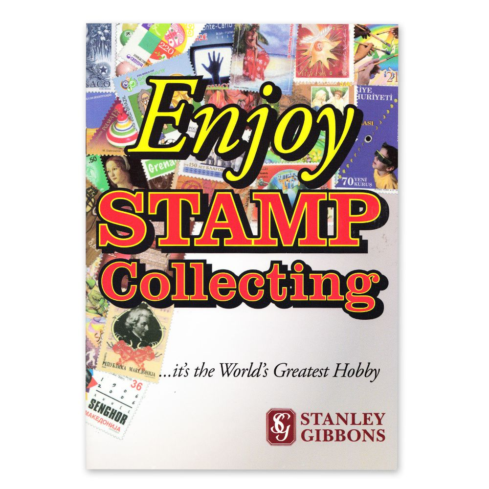 Enjoy Stamp Collecting