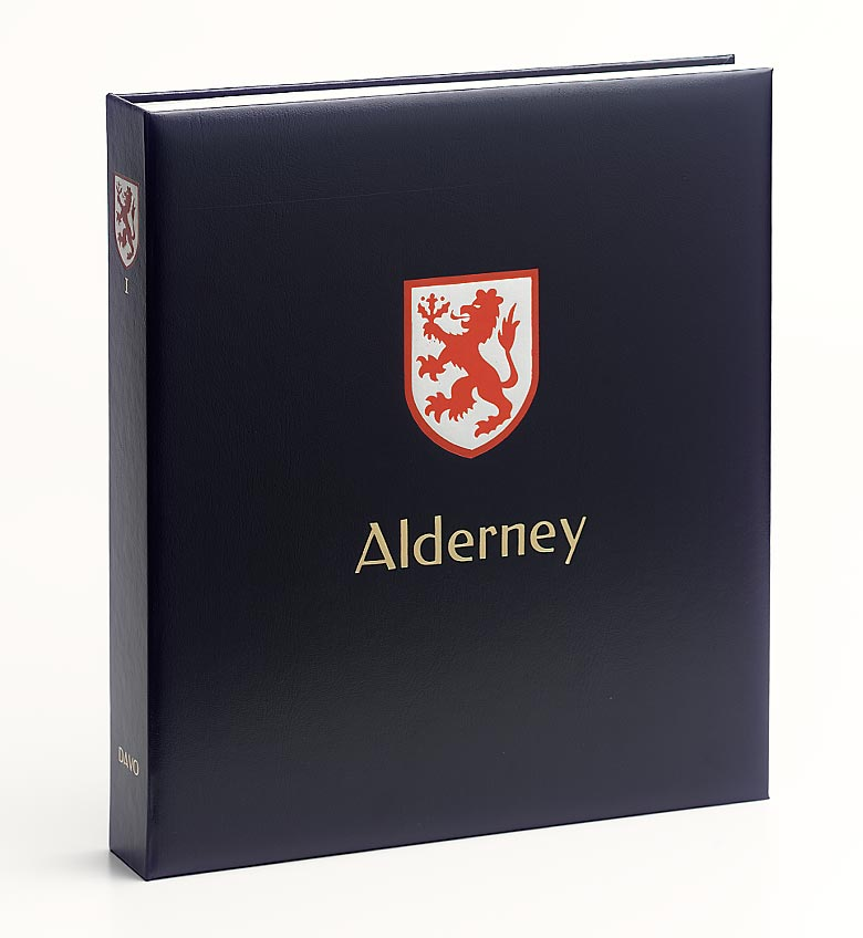 Printed Country Albums Alderney