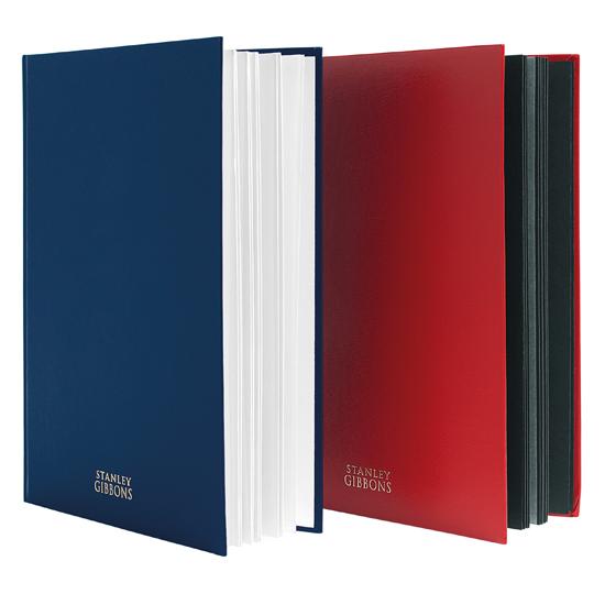 Stanley Gibbons Stockbooks
