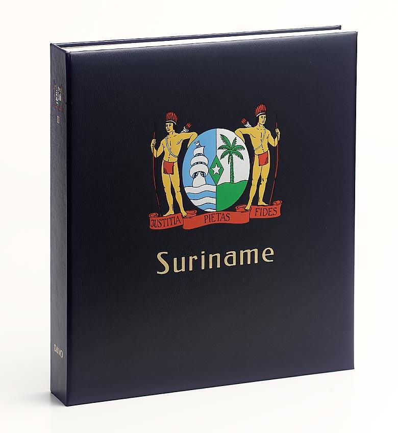Surinam Luxe Binder Volume 2