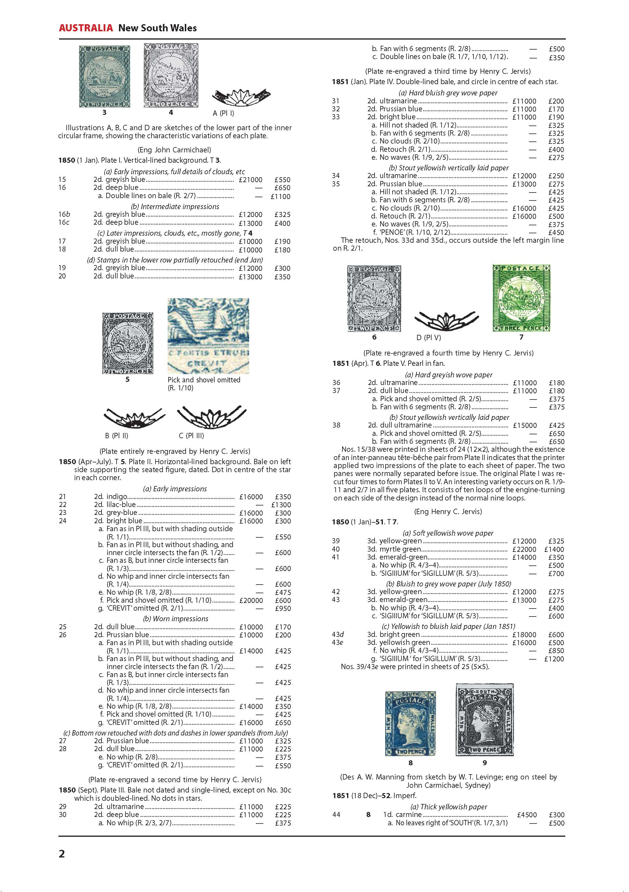 DIGITAL VERSION - Australia Stamp Catalogue 11th Edition