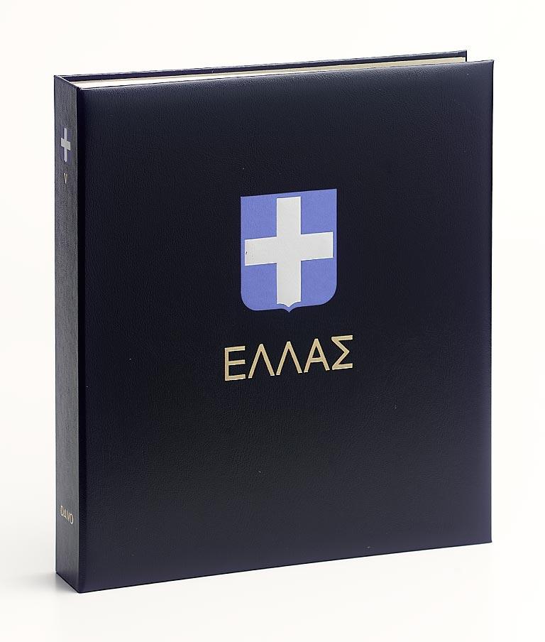Greece Luxe Binder Volume 2