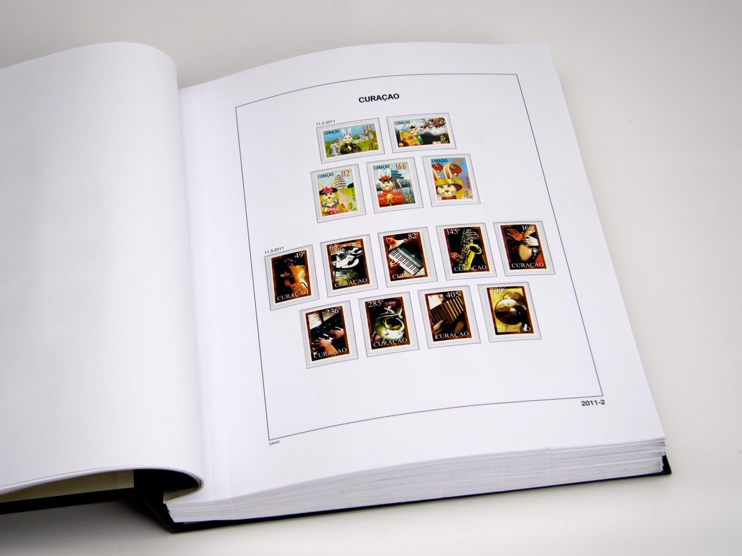 Overseas Territories Luxe Album Volume 3 1873-1969