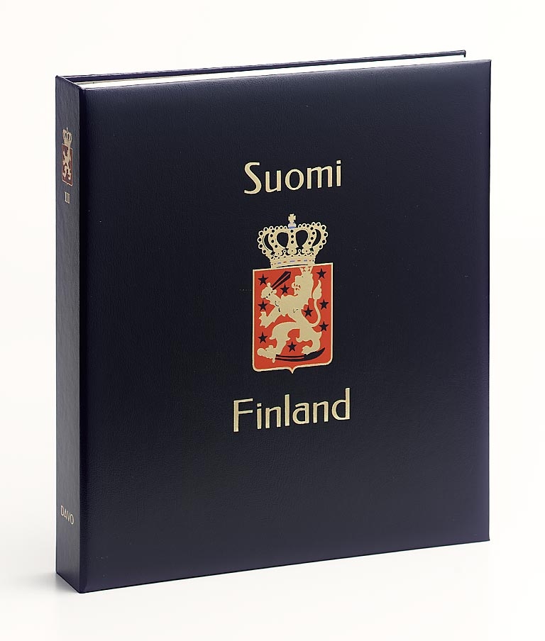 Finland Luxe Binder Without Number
