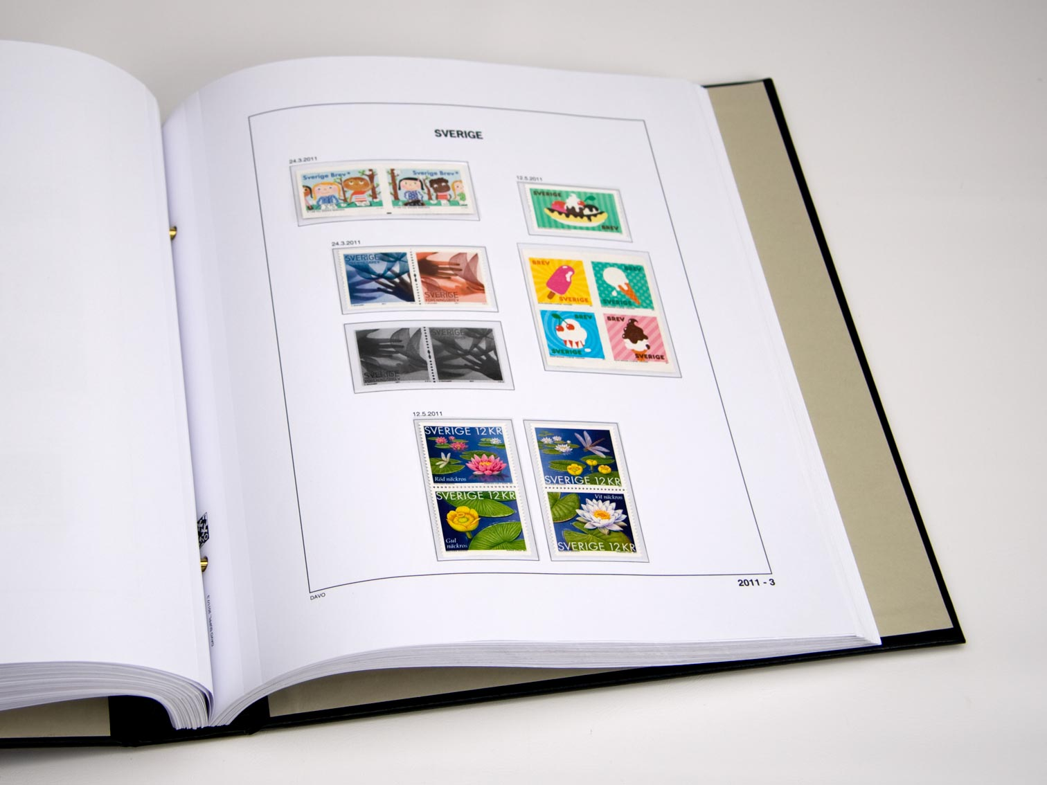 Sweden Luxe Album Volume 1 1855-1969