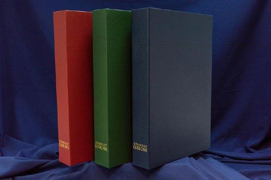 Stanley Gibbons Double Clarendon Case