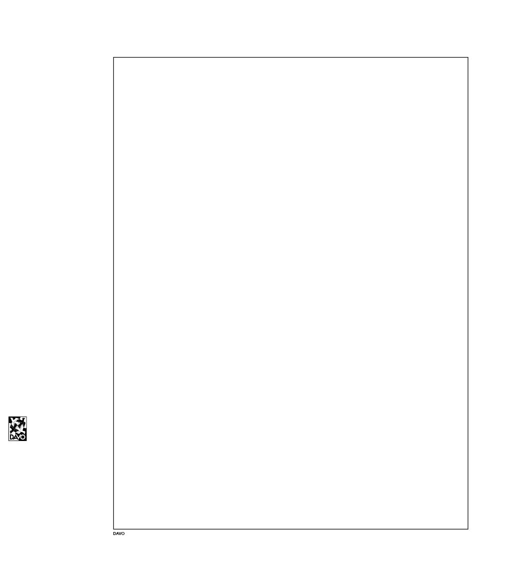Blank Luxe Borderline Pages