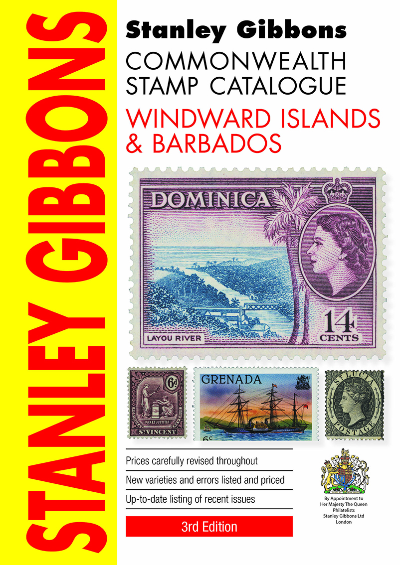 Windward Islands & Barbados Stamp Catalogue 3rd Edition
