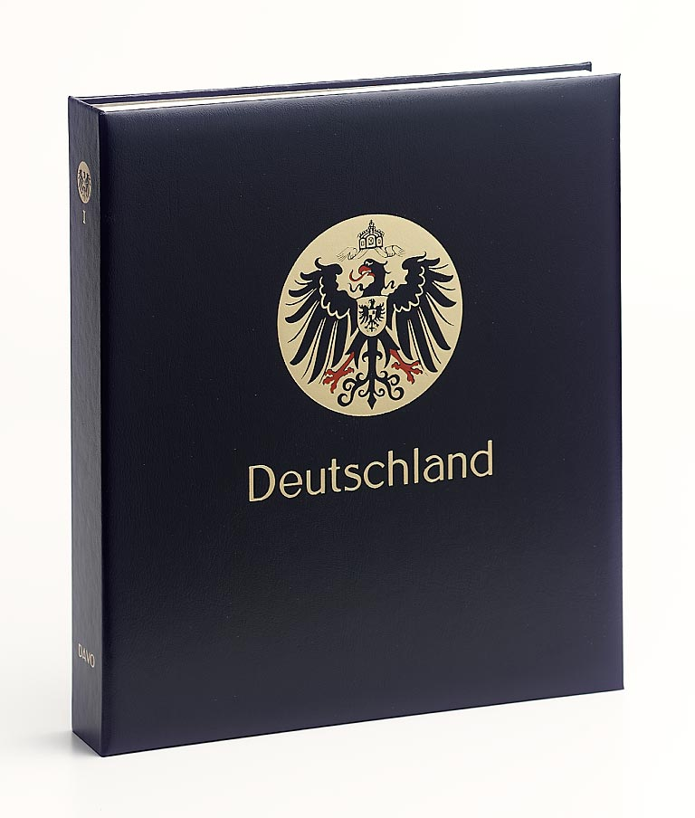 Germany Luxe Binder Without Number