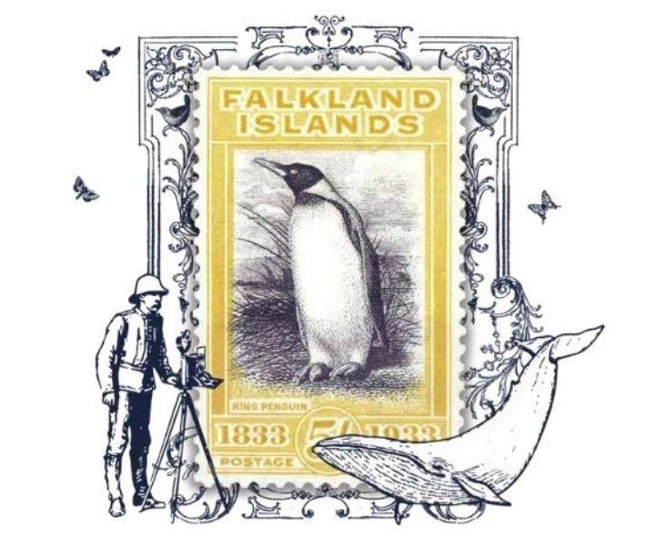 five shilling penguin IS
