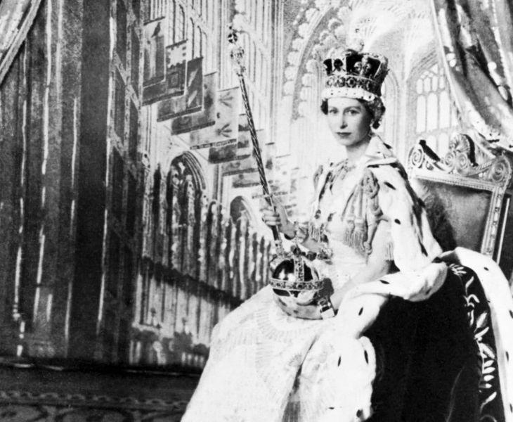 queen elizabeth ii coronation in 1953 1 638