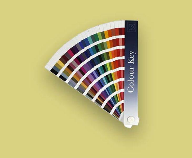 colour key