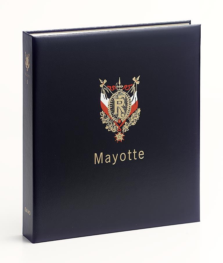 Mayotte Luxe Binder Volume 1