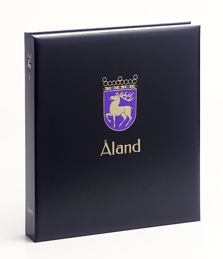 Aland Luxe Binder Without Number