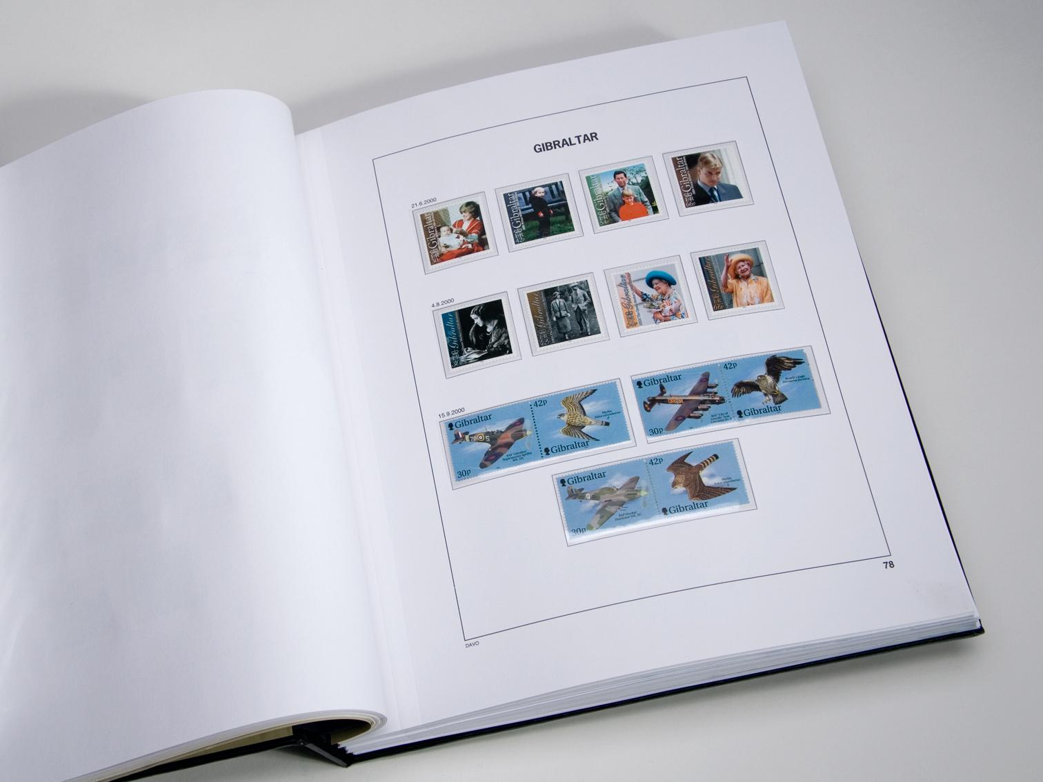 Gibraltar Luxe Album Volume 3 2007-2018