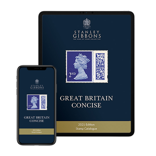 DIGITAL VERSION - 2021 Great Britain Concise Catalogue