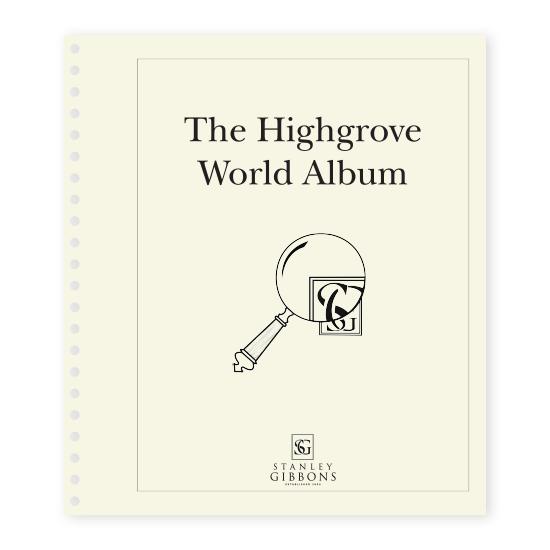 Stanley Gibbons Highgrove World Leaves