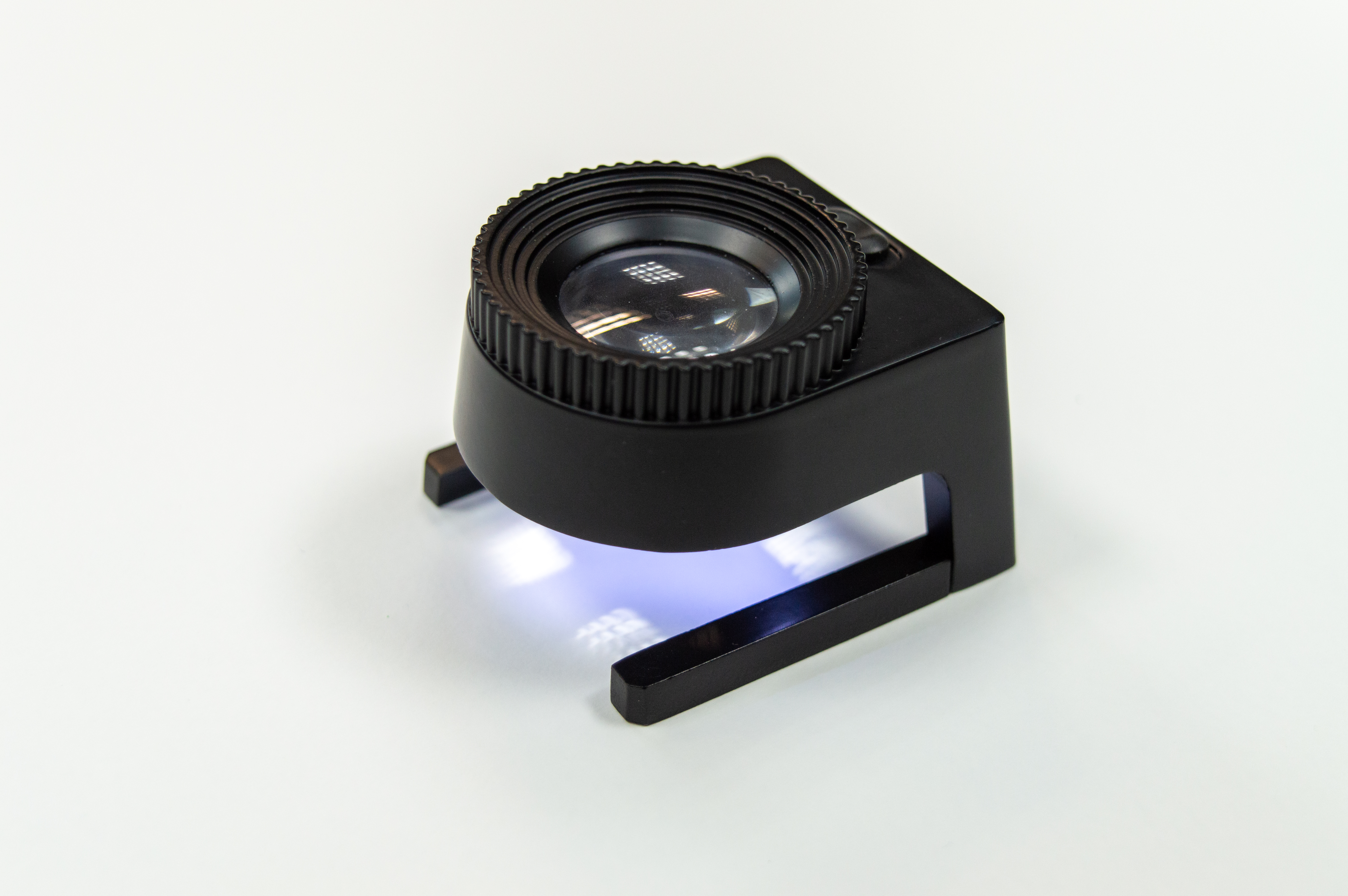Led Inspection Stand Magnifier