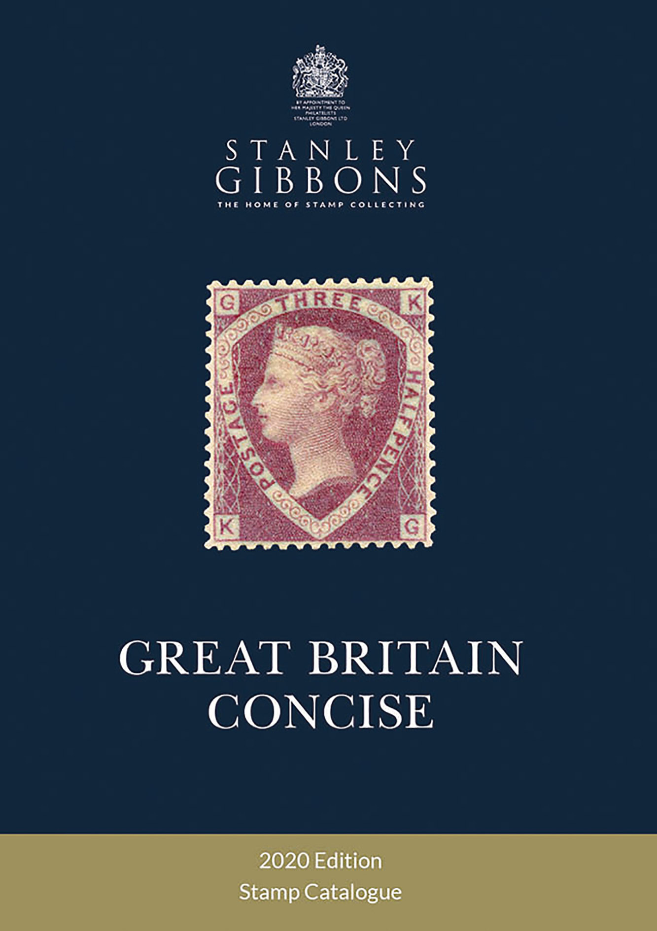 2020 Great Britain Concise Stamp Catalogue