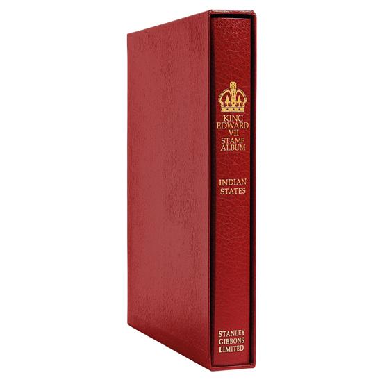 King Edward VII Indian States Album Set 1901-1910