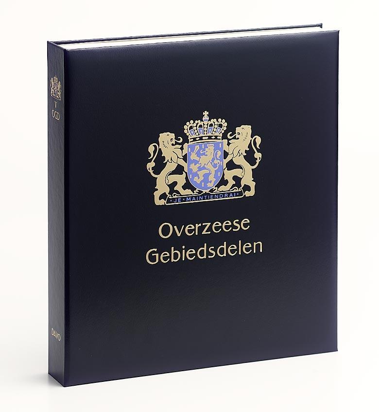 Overseas Territories Luxe Binder Volume 1