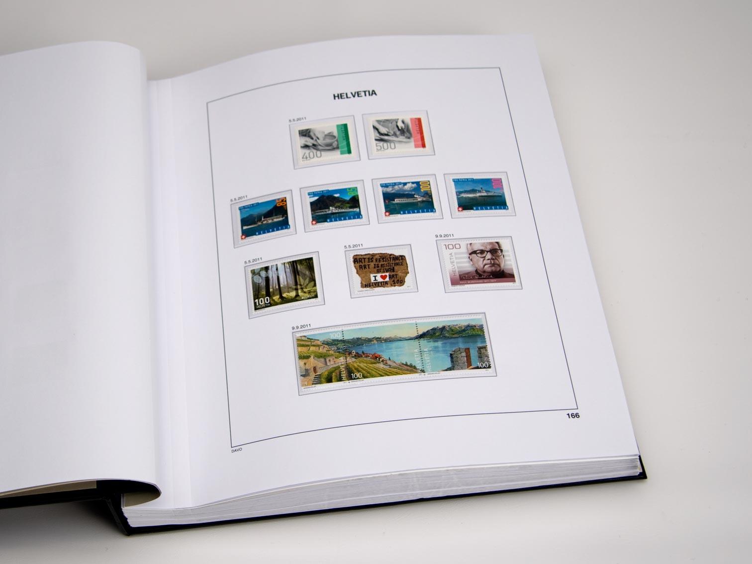 Switzerland Luxe Album Volume 3 1970-1999