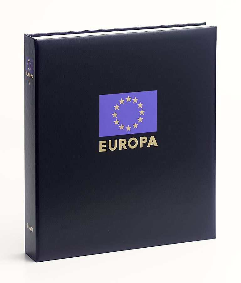 Europa Cept Luxe Binder Without Number