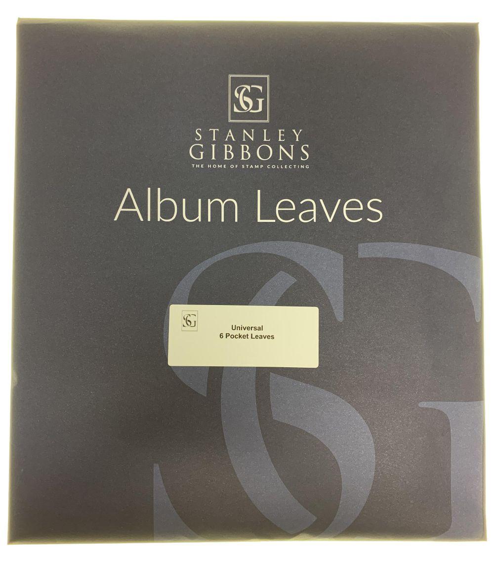 SG Booklet 6 Pocket Leaves Per 5