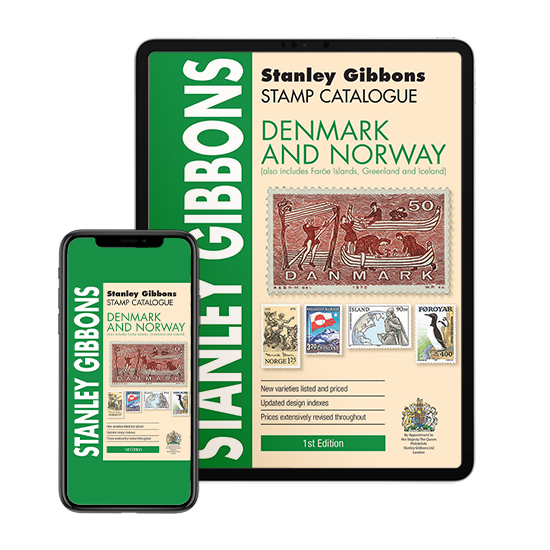 DIGITAL VERSION - Denmark & Norway Catalogue 1st Edition