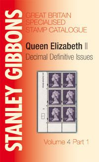 GB Specialised Volume 4 Pt1 Stamp Catalogue