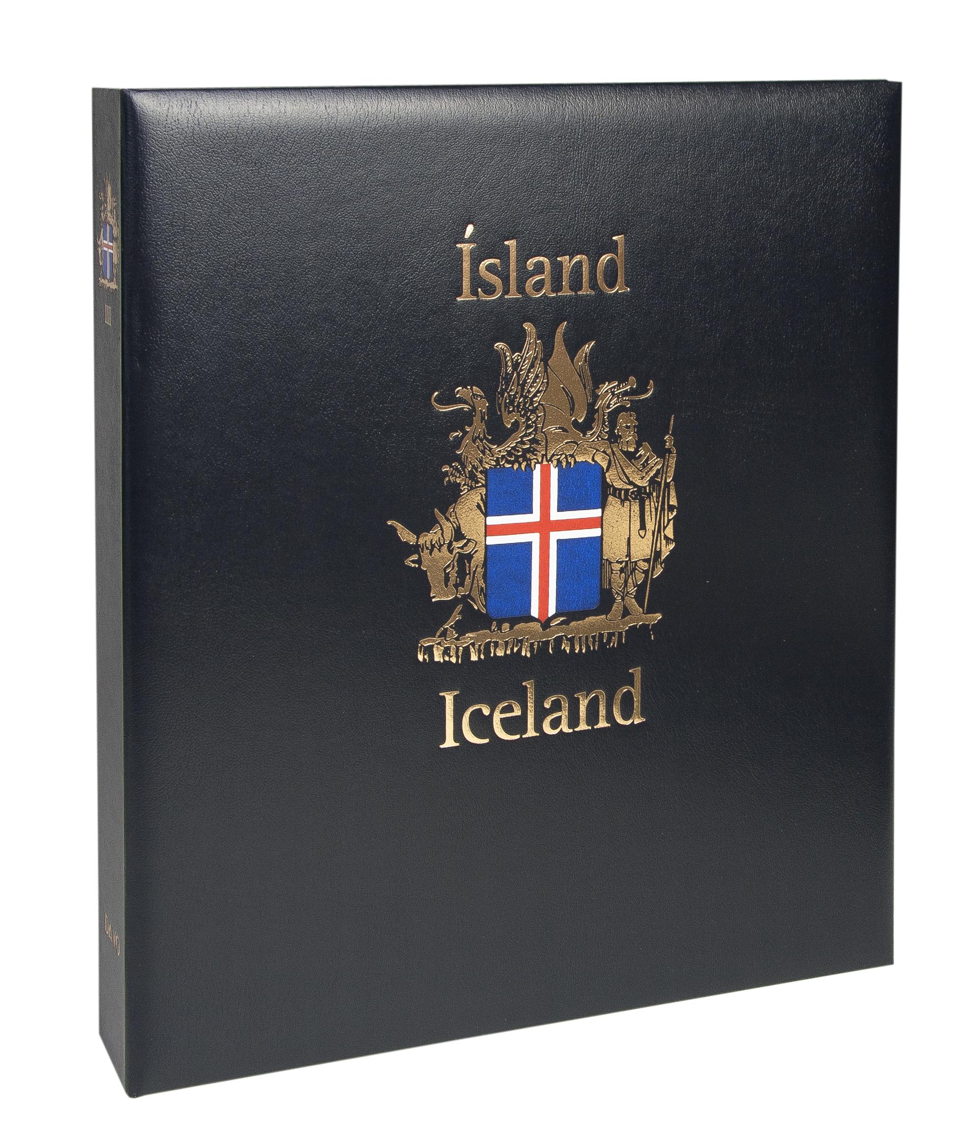 Iceland Luxe Binder Volume 1