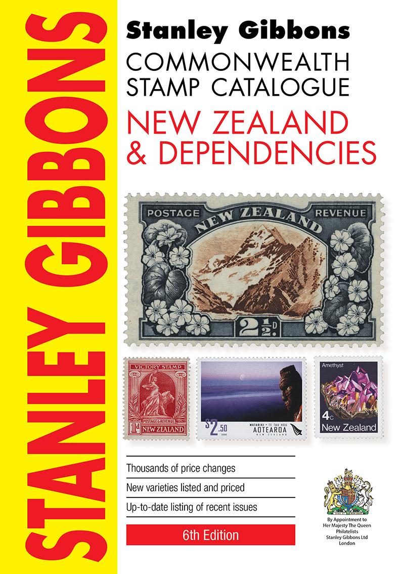 New Zealand Catalogue 6Th Edition